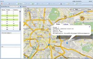 Системы ГЛОНАСС и GPS