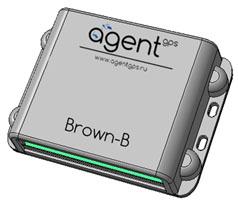 agentBrownB